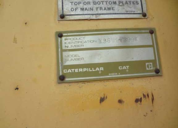 Cat 14G 96U07399