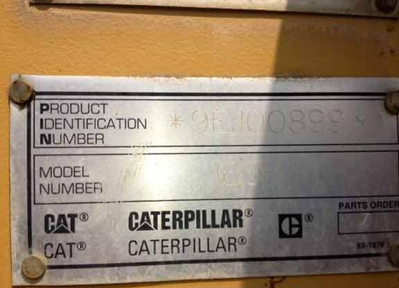Cat 160H 9EJ00899