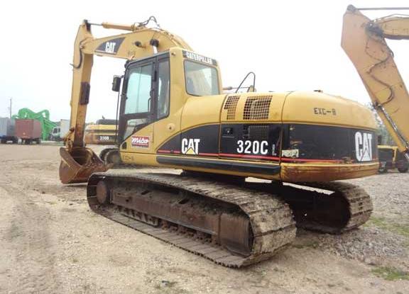 Cat 320CL PAB3889
