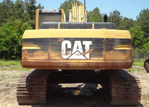 Cat 325BL 2JR01305