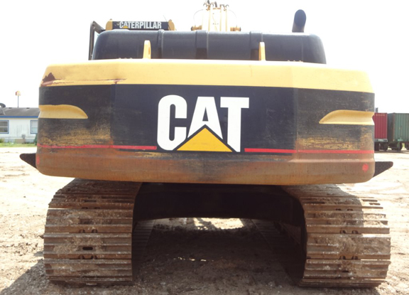 CAT 330BL 6DR03729