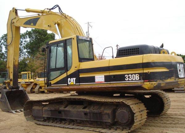 Cat 330BL 3YR01390