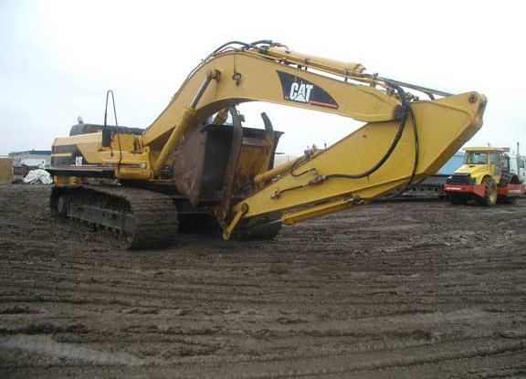 Cat 330BL 6DR00411