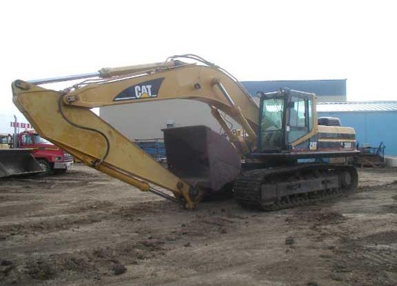 Cat 330BL 6DR04125