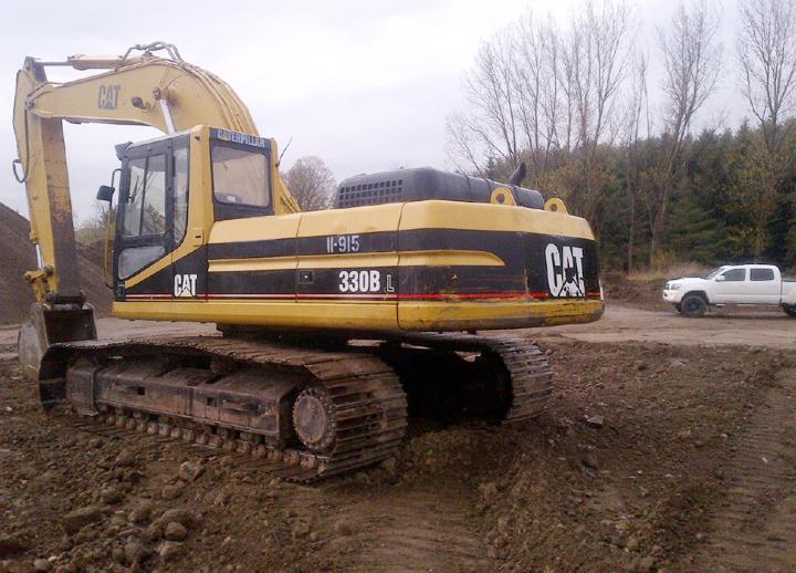 Cat 330BL 6DR903