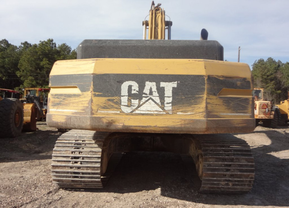 CAT 330L 8FK00089