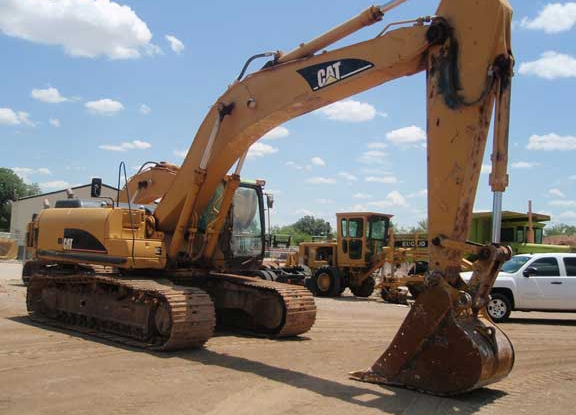 Cat 330CL DKY04229