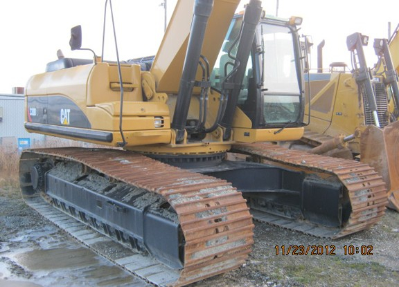 Cat 330DL 0MWP01724