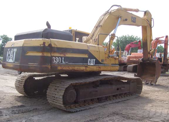 Caterpillar 330L 8FK00498