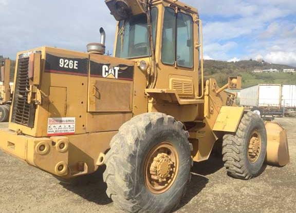 Cat 926E 4NB02190