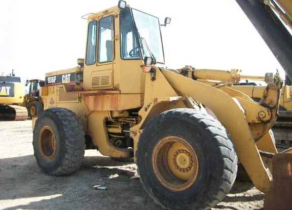 Cat 936F 8AJ00669