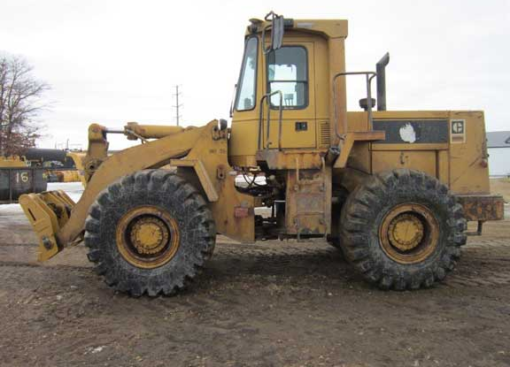 Cat 950B 022Z01181