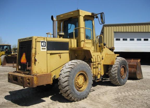 Cat 950B 22Z01302