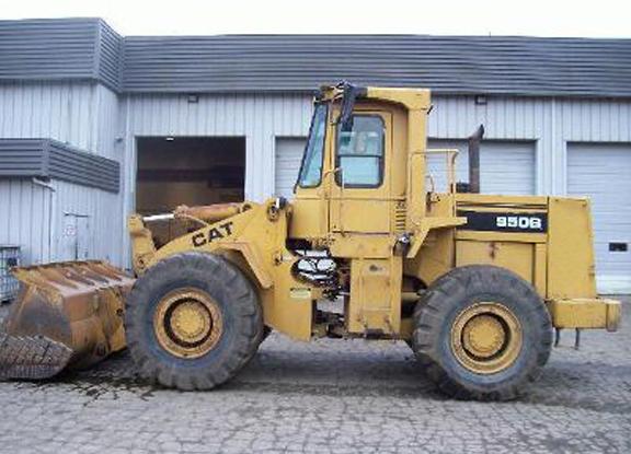 Cat 950B 63R05170