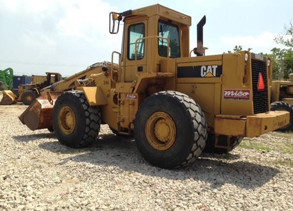 Cat 950E 22Z03798