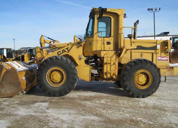 Cat 950E 22Z03829