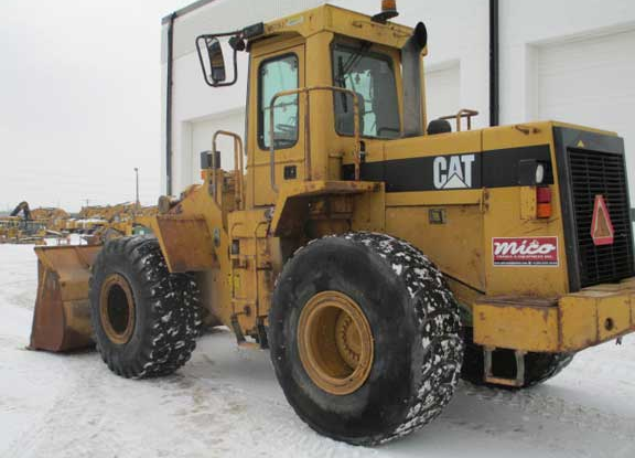 Cat 950F 7ZF00950
