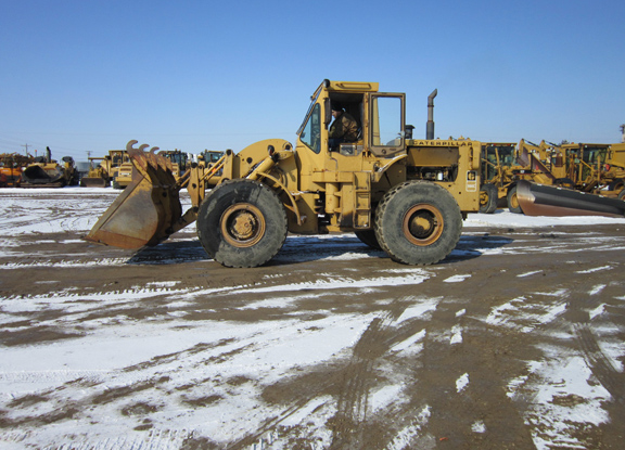 Cat 966C 76J15060