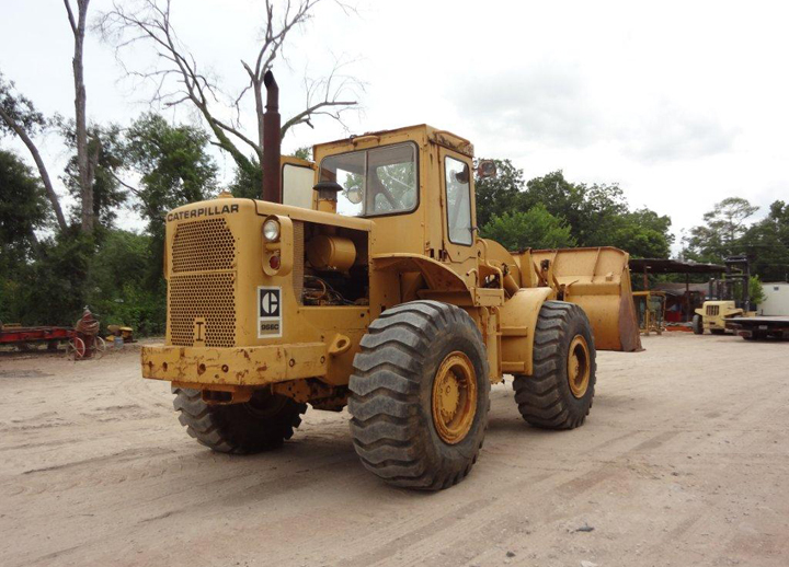 Cat 966C 76J15411
