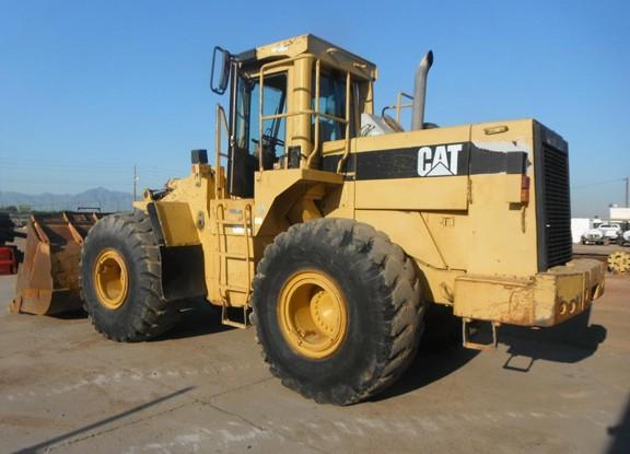Cat 966F 04YG00220