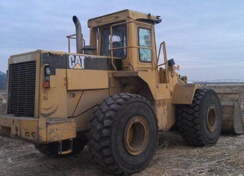 Cat 966F 8BG00695