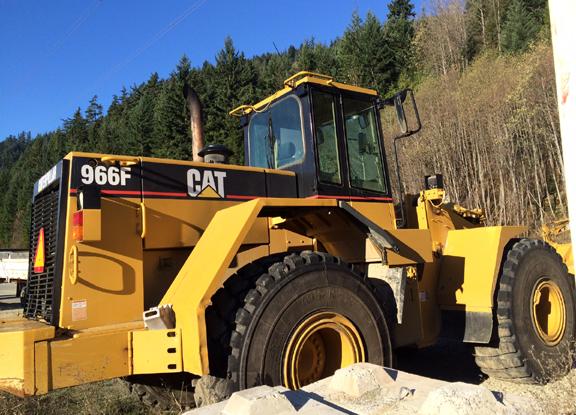 Cat 966F-II 9YJ05308