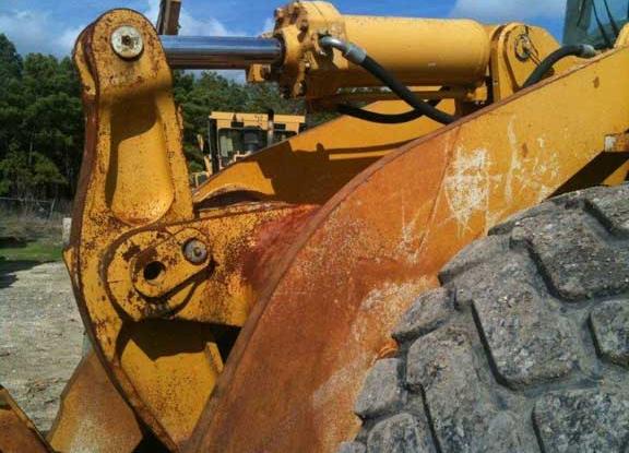 Cat 966FII 1SL2544