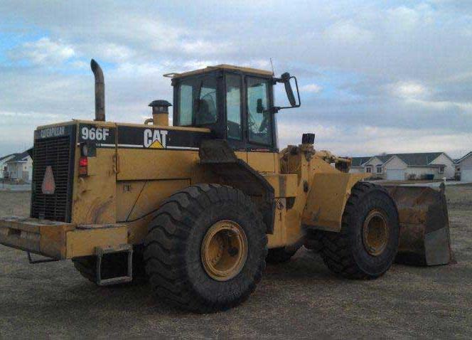 Cat 966FII 9YJ03369