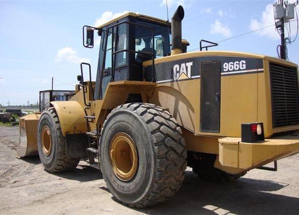 Cat 966G 3SW01076