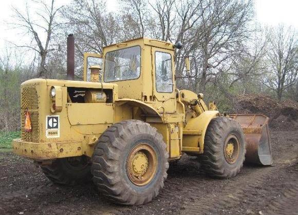 Cat 966C 76J12987