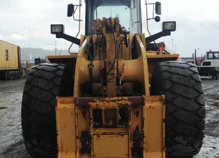 Cat 970F 7PL00231