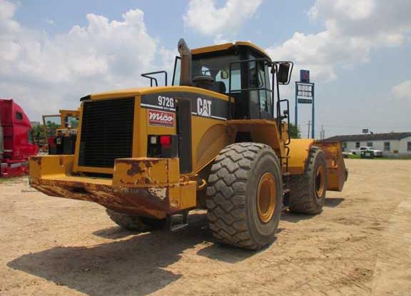 Caterpillar 972G AWP00474