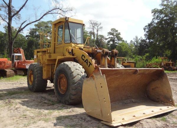 Cat 980C 63X02221