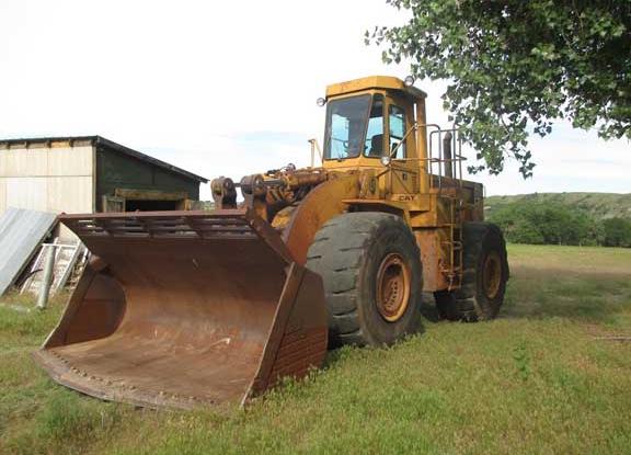 Cat 980C 63X04303