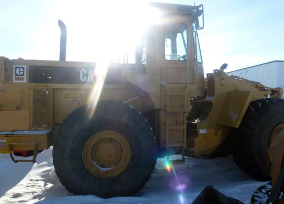 Cat 980C 63X06843