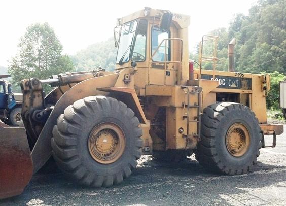 Cat 980C 63X06906