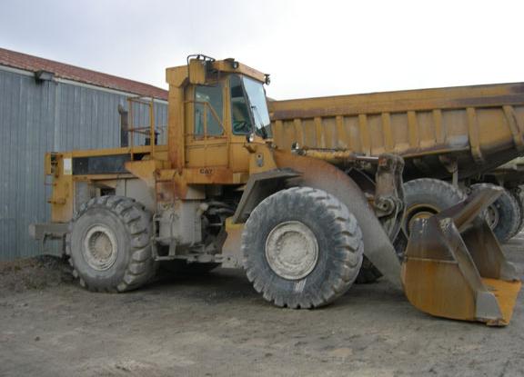 Cat 980C 63X07151