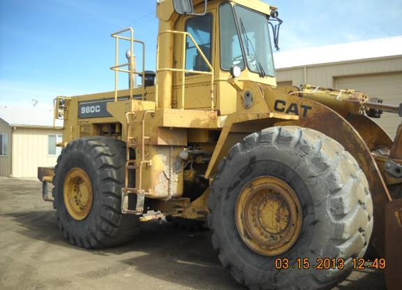Cat 980C 63X08240