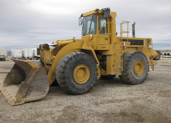 Cat 980C 63X09396