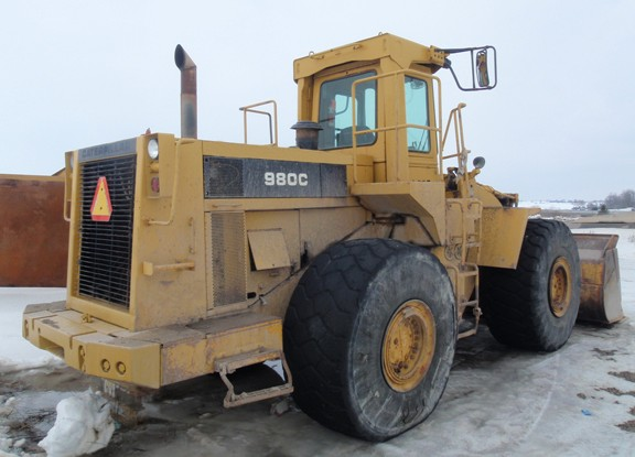 Cat 980C 63X6930
