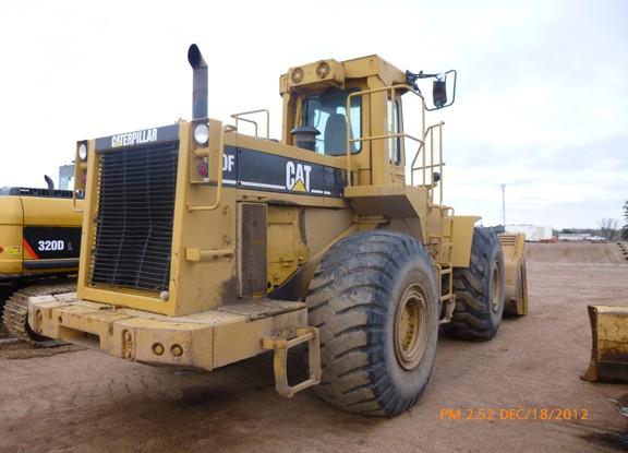 Cat 980F 8CJ00342