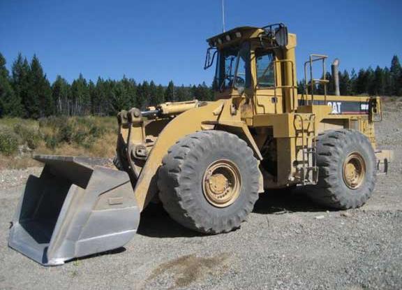 Cat 980F 8CJ01455