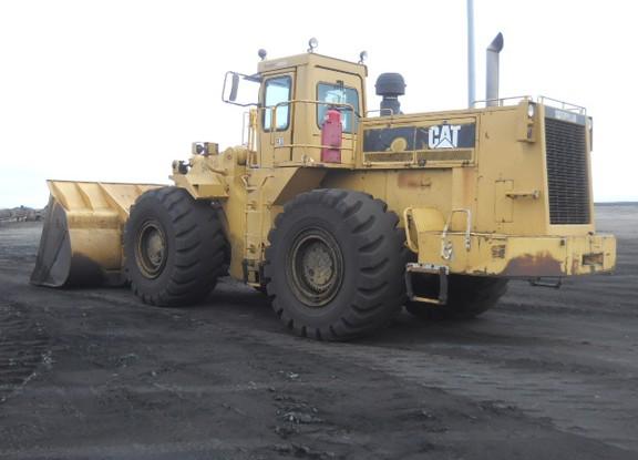 Cat 988B 50W11548
