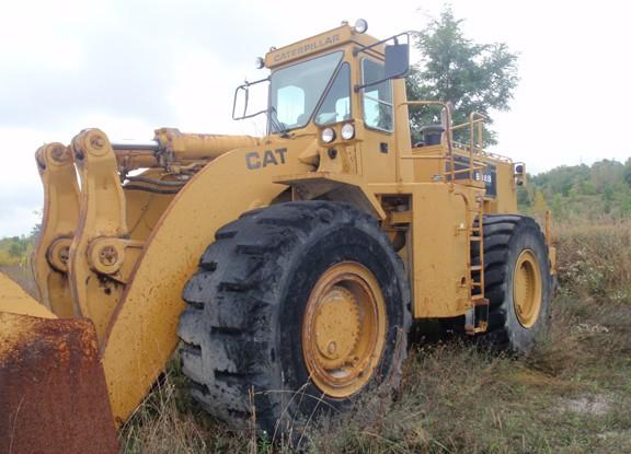Cat 988B 50W75734