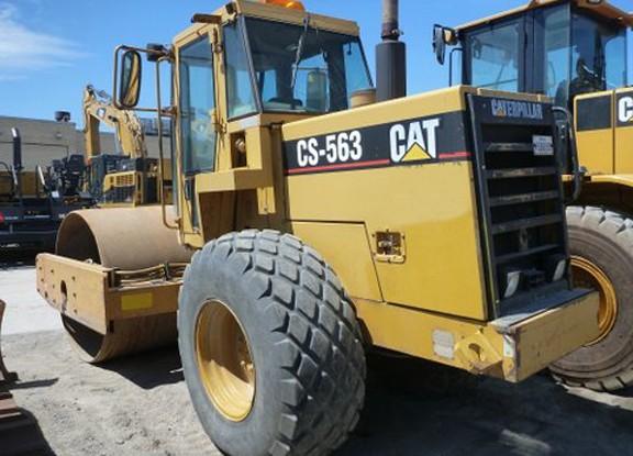 Cat CS563 08XF01089