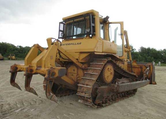 Caterpillar D6H 4RC00546