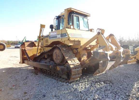 Cat D6R-II AFM00120