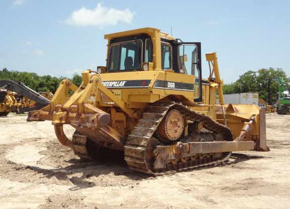 Cat D6RII AFM00158