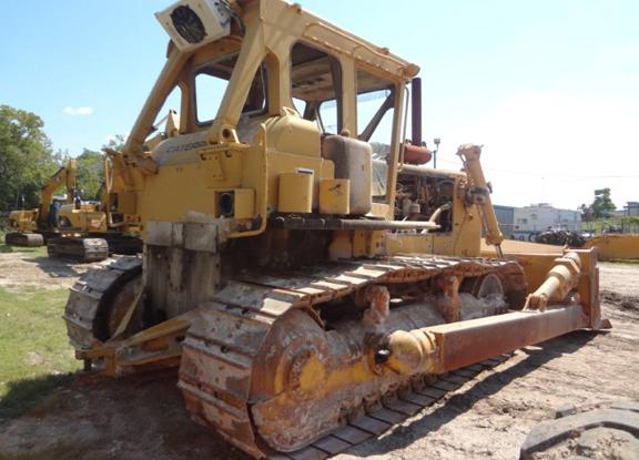 Cat D8K 77V16445