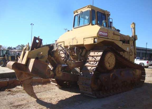 Cat D8L 53Y04342